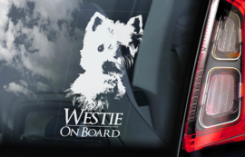 West Highland White Terrier (Westie) V01