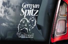 Keeshond - Duitse Spits -  German Spitz - Tysk Spets V01