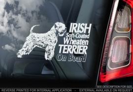 Irish Softcoated Wheaten Terrier V01