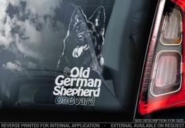 Duitse Herder Langhaar - Old German Shepherd