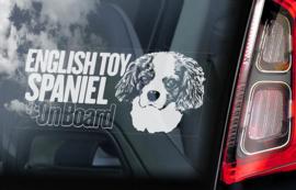 English Toy Spaniel - V01