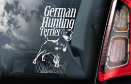 Duitse Jachtterrier- German Hunting Terrier - Deutscher Jagdterrier V01
