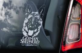 Duitse Herderhond - Deutscher Schäferhund - German Shepherd  V16