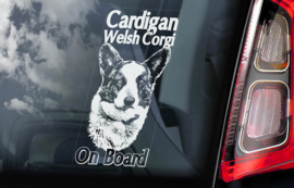 Welsh Corgi Cardigan V01