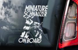 Dwerg Schnauzer - Miniature Schnauzer V01