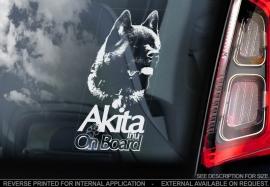 Akita (Amerikaanse) - American Akita - Amerikanische Akita V04