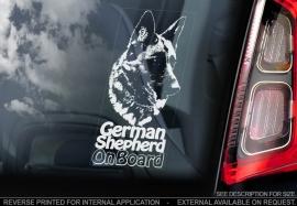 Duitse Herderhond - Deutscher Schäferhund - German Shepherd V06