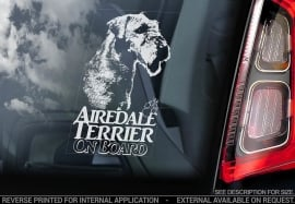 Airedale Terrier V02