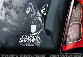 Duitse Herderhond - Deutscher Schäferhund - German Shepherd V08