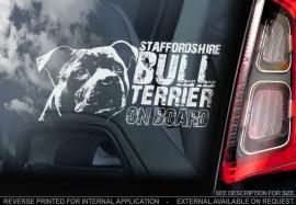 Staffordshire Bull Terrier V04