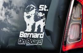 Sint Bernard - Saint Bernard V01