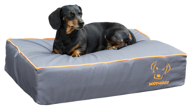 Bodyguard Royal Bed S Grey