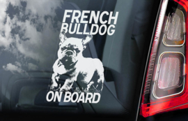 Franse Bulldog - French Bulldog -  V01