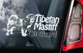 Tibetaanse Mastiff - Tibetan Mastiff V01