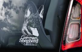 Duitse Herderhond - Deutscher Schäferhund - German Shepherd  V18