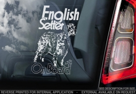Engelse Setter - English Setter - V02