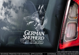 Duitse Herderhond - Deutscher Schäferhund - German Shepherd V10
