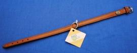 Lederen halsband 47 cm (4156100)