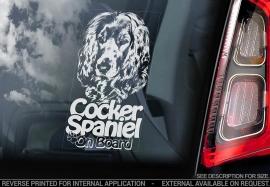 Engelse Cocker Spaniel - English Cocker Spaniel - V03
