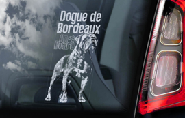 Bordeaux Dog - Dogue de Bordeaux - V04