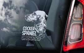 Engelse Cocker Spaniel - English Cocker Spaniel - V02
