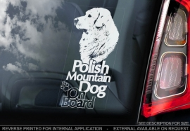 Tatra - Polski Owczarek Podhalanski - Polish Mountain Dog V01