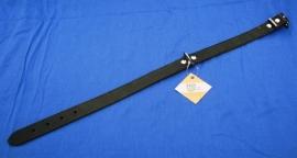 Lederen halsband 60 cm (4155500)