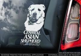 Centraal-Aziatische owcharka - Central Asian Shepherd -  Sredneasiatskaïa Ovtcharka V02