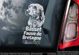 Basset Fauve de Bretagne  V01
