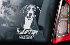 Hondenstickers rassen H