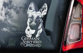 Duitse Herderhond - Deutscher Schäferhund - German Shepherd V04