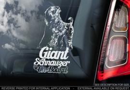 Riesenschnauzer -  Giant Schnauzer V01