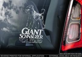 Riesenschnauzer - Giant Schnauzer V02