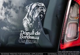 Bordeaux Dog - Dogue de Bordeaux - V03