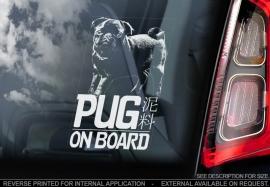 Mopshond - Pug Dog V02