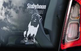 Friese Stabij - Stabyhoun V045