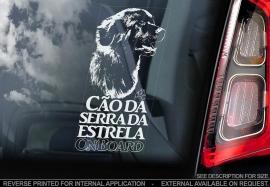 Cão da serra da estrela - Estrela Mountain Dog - V01