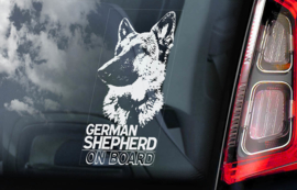 Duitse Herderhond - Deutscher Schäferhund - German Shepherd V05