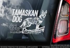Tamaskan Dog - V05