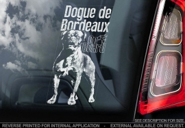 Bordeaux Dog - Dogue de Bordeaux - V02