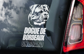 Bordeaux Dog -  Dogue de Bordeaux - V01