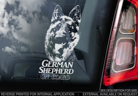 Duitse Herderhond - Deutscher Schäferhund - German Shepherd V11