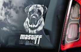 Old English Mastiff V01