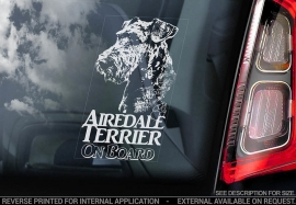 Airedale Terrier V03