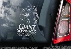 Riesenschnauzer - Giant Schnauzer V03