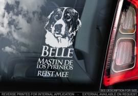 Pyreneese Mastiff - Mastin de los Pyreneos - Pyrenean Mastiff