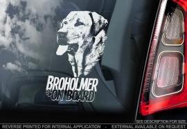 Broholmer V01