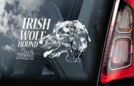 Ierse Wolfshond - Irish Wolf Hound V02
