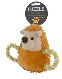 Fuzzle Hedgie Pull Me Orange