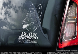Hollandse Herder - Dutch Shepherd - V03